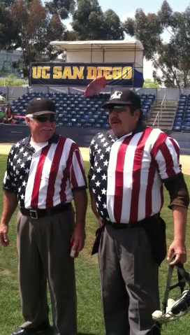 Umpires at 2013 tournament
